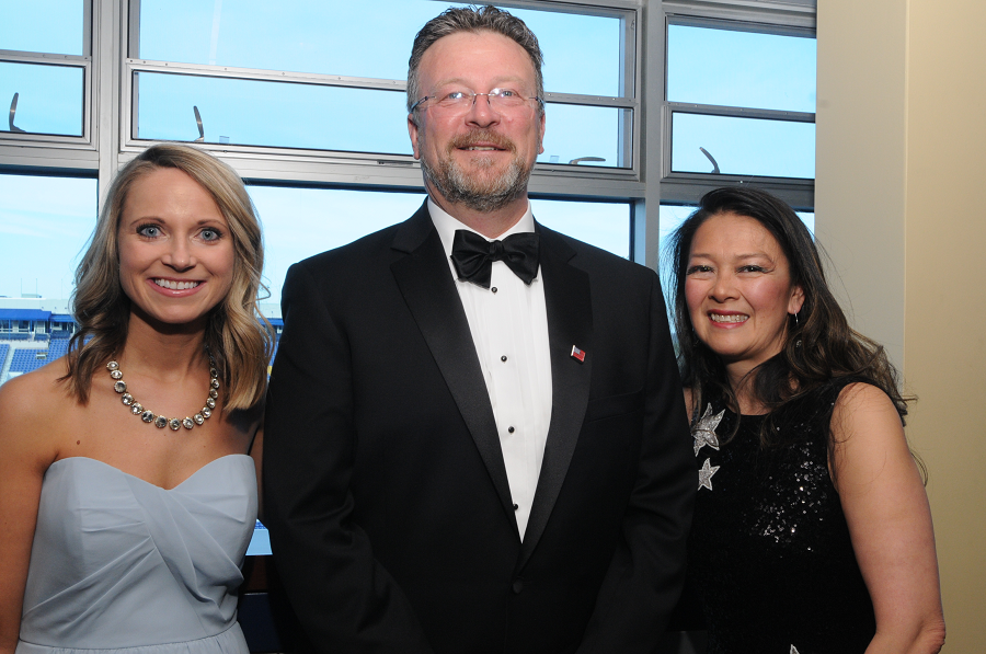 2018 Barristers Ball Steve Wrobel